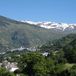 Walking in the Alpujarra, Spain